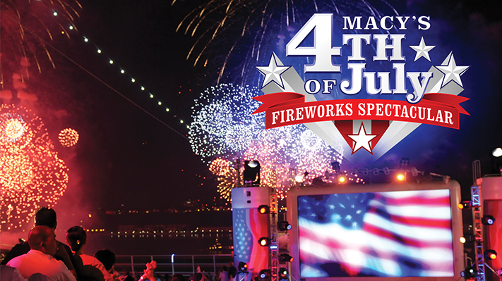 Planning your Macy's 4th of July Fireworks Viewing with the Kids 2013