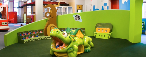 The Children's Museum of Manhattan – the City's Greatest Indoor Play Space
