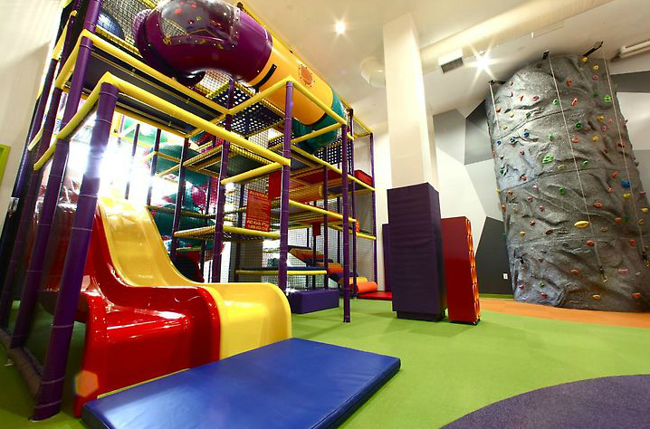 Klub 4 Kidz: An Indoor Haven for Kids in Williamsburg