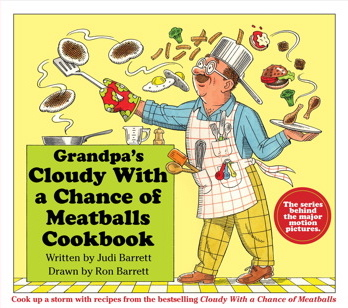Cloudy with a Chance of Meatballs Cooks up a Kids Reading in NYC