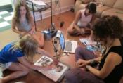 Afterschool Cartooning and Animation Classes for the Back-to-School Season