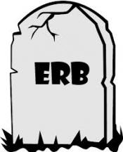 RIP the ERB?