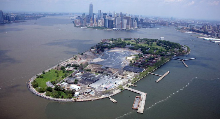 This Weekend Only: Take your Family to Visit the New Governors Island Park