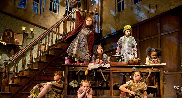 'Annie' Ushers in Final Weeks with Free Broadway Tickets for Kids