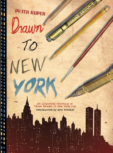 Teen Beat: 'Drawn to New York' at the Museum of Comic and Cartoon Art