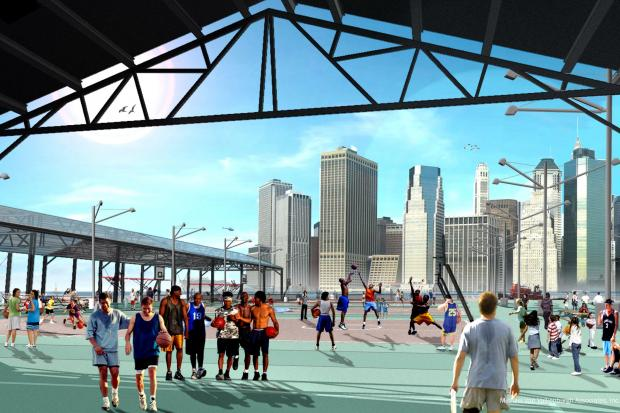 BK is Skate Central: Brooklyn Bridge Park Next up for Skating Rink