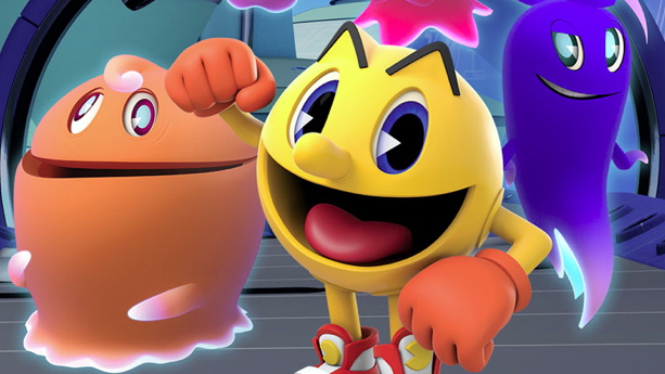 'PAC-MAN and the Ghostly Adventures' Takes Over Nintendo World