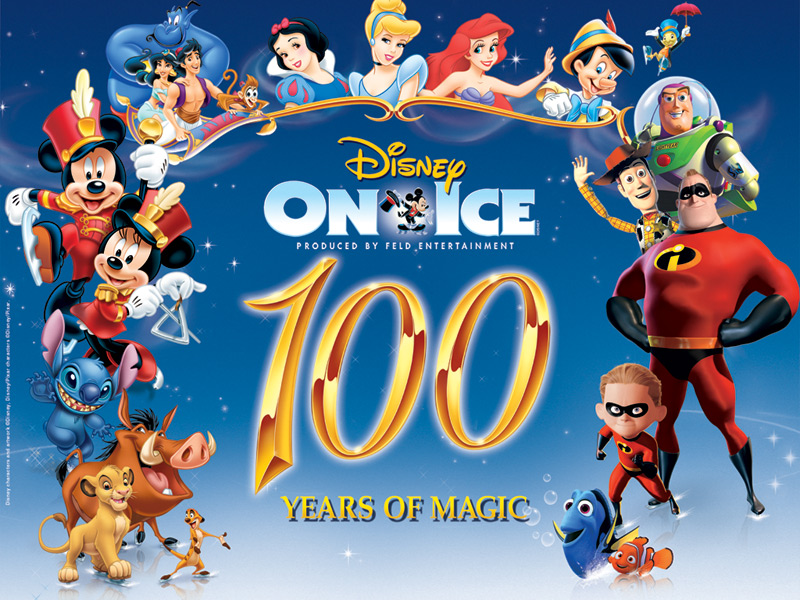 Disney on Ice to Open at the Barclays Center