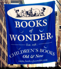 Books of Wonder: A Magical Bookstore