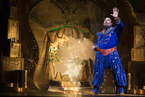 Take a Glimpse at Disney's 'Aladdin' – Just Months Away from its Broadway Debut