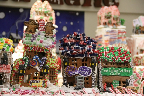 Take a Walk Down the Tasty Gingerbread Lane at the New York Hall of Science