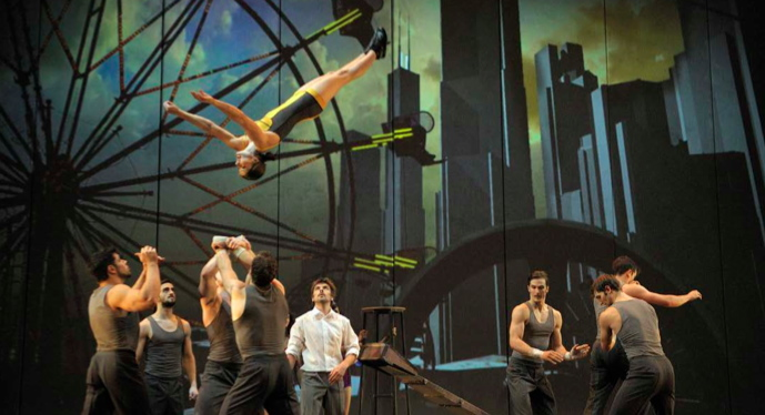 'Cirkopolis' Blends the Wonder of Theatre with the Aerial Stunts of the Circus