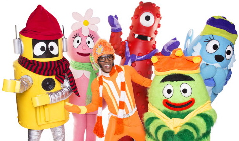 NYC Rocks in the Holidays with Yo Gabba Gabba at the Beacon Theatre