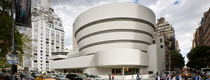 First Visit: The Guggenheim
