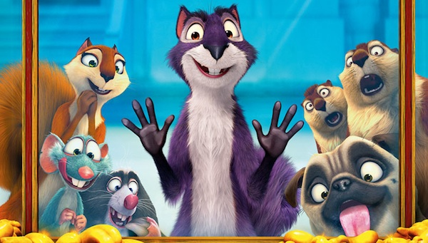 'The Nut Job' opens up 2014's Kid Friendly Movies