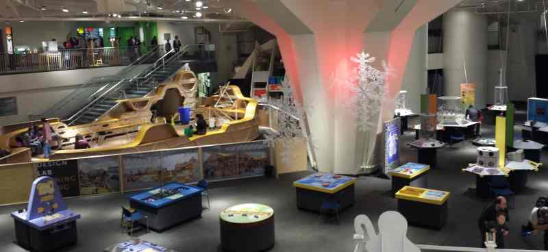 New York Hall of Science: A Hidden Gem in the Heart of Queens