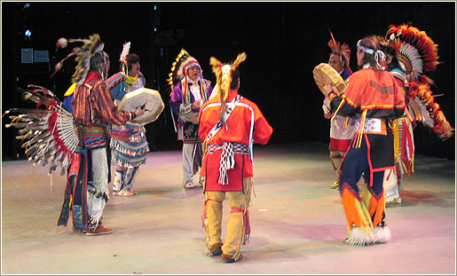 Thunderbird American Indian Dancers Return to NYC for Annual Pow-wow