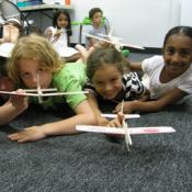 Launch Math Achievement Centers