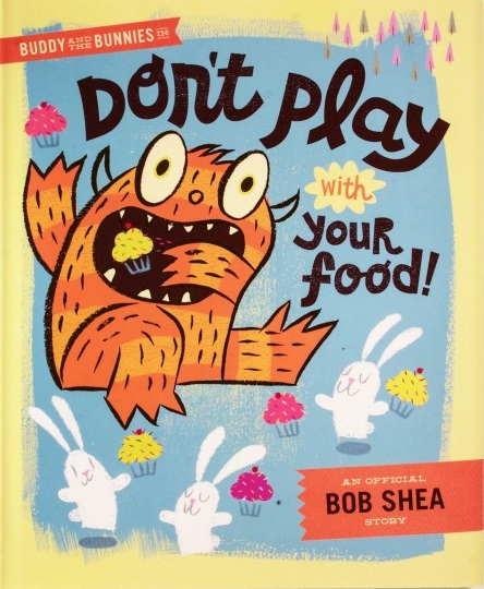 Author Reading: Bob Shea brings 'Buddy and the Bunnies' to Brooklyn