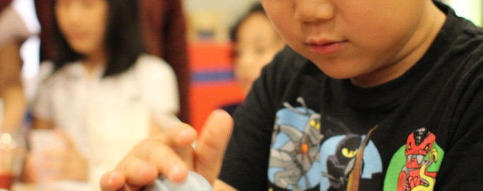 After School Science Clubs, Makers Fun and Brush Bots at NY Hall of Science