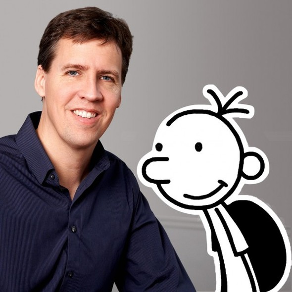 Meet the Author: 'Diary of a Wimpy Kid' Creator Jeff Kinney comes to NYC