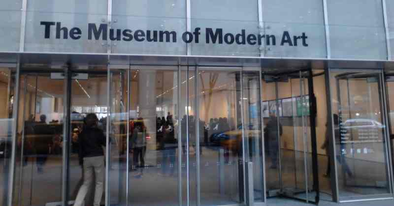 First Visit: The Museum of Modern Art