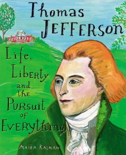 Meet the Author: 'Thomas Jefferson' Reading and Scavenger Hunt