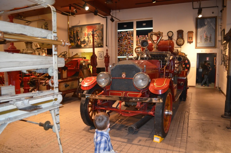 First Visits: New York City Fire Museum