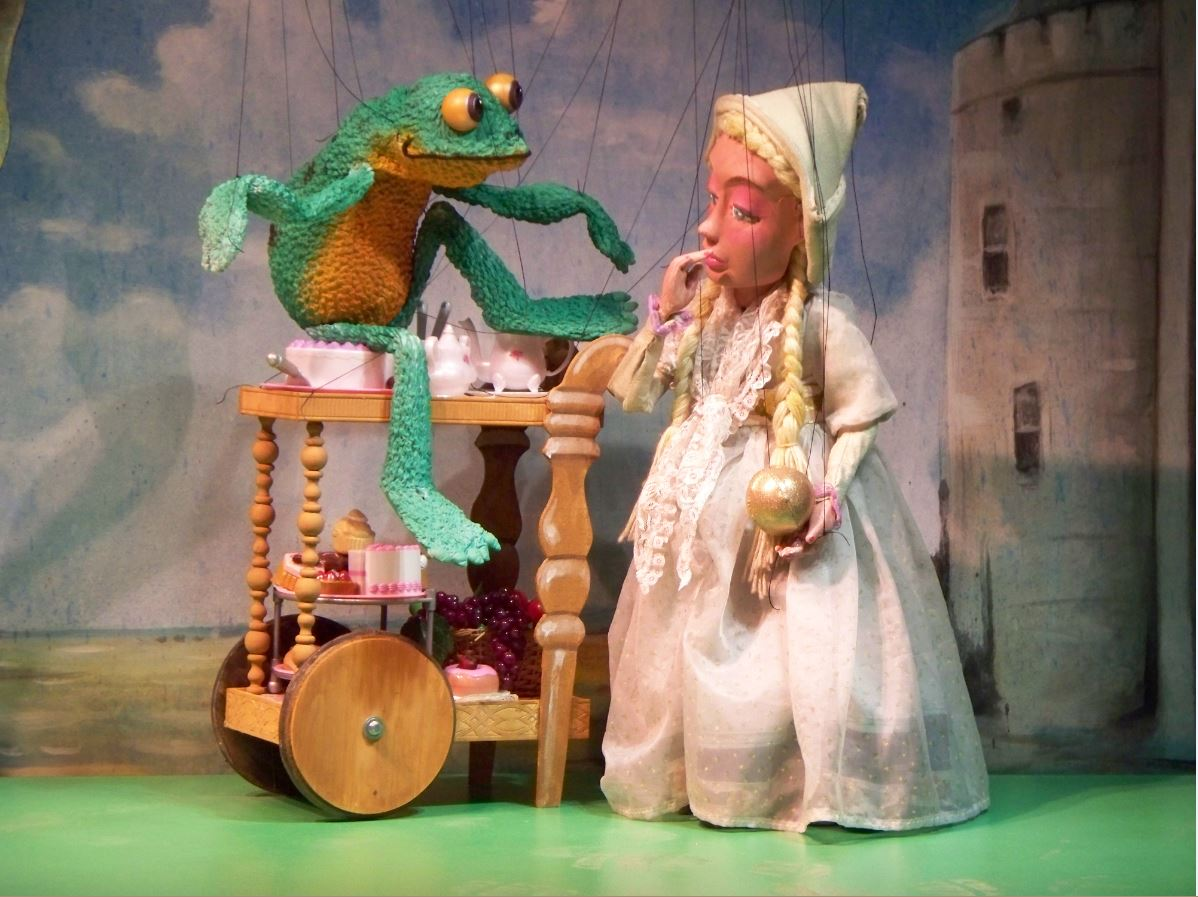 Three Stories Make for One Great Performance at Puppetworks