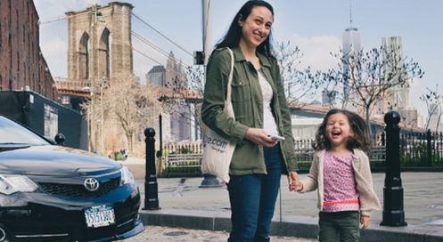 Uber Boosts Child Appeal with UberFamily Car Seats for NYC Kids
