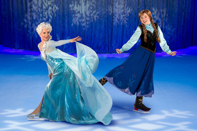 Disney On Ice: Frozen Coming to New York in November