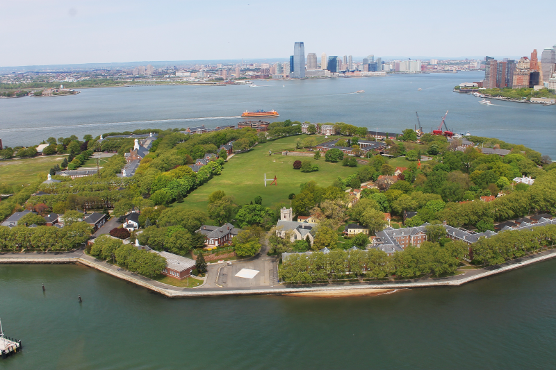 Things to See and Do on Governors Island This Summer