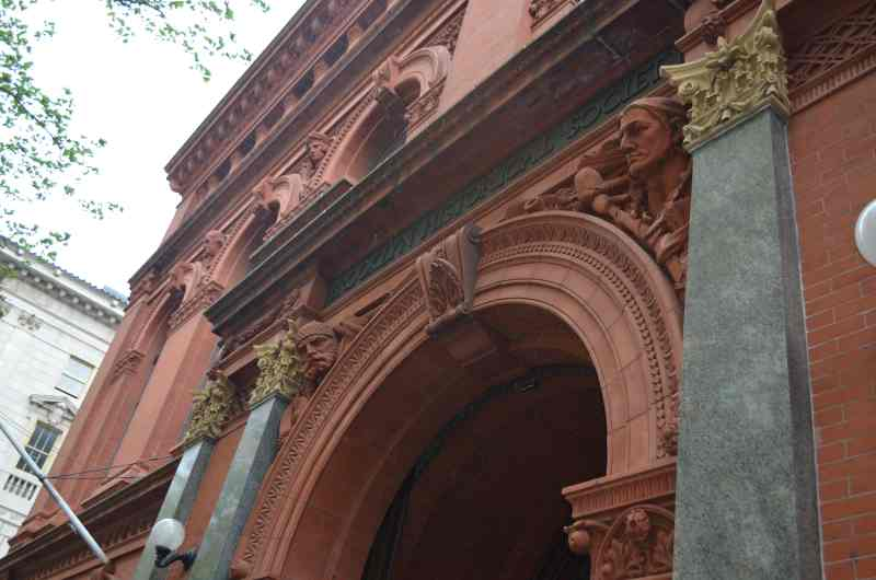 First Visits: The Brooklyn Historical Society