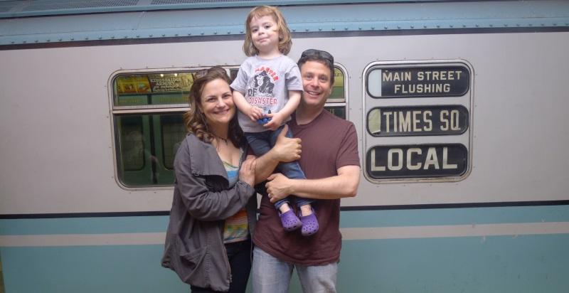 NY Transit Museum Hosts 'Underground' Party & Nostalgia Ride
