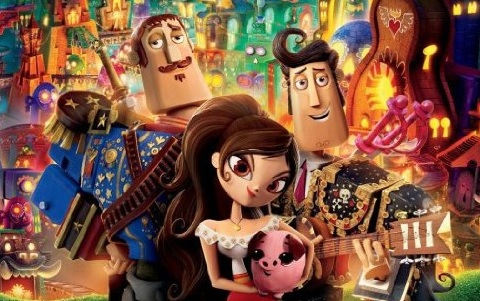 The Book of Life: A New Type of Halloween Adventure