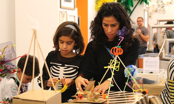 Celebrate Halloween with AMNH and CMA