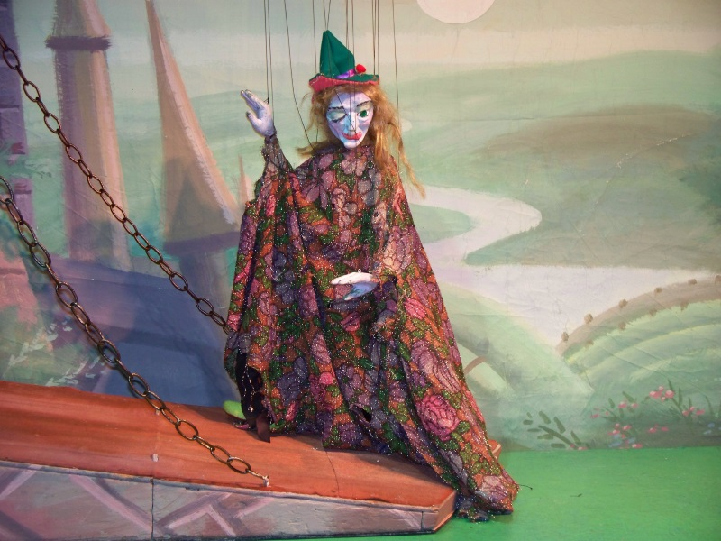 Sleeping Beauty Dazzles at Puppetworks Brooklyn
