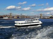 Anchor's Aweigh! Ride and learn about NYC's Waterways