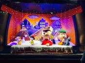 Holiday Window Displays 2015