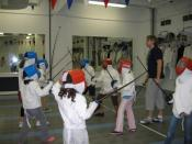7 After-School Fencing Programs in NYC