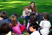 Sing-along Birthday Parties and Playgroups in New York City