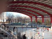 Riverbank State Park Ice Rink