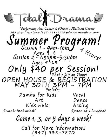 Total Drama Performing Arts Center & Women's Wellness Center