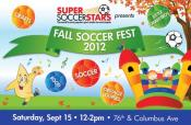 Weekend Family Events - September 15 and September 16