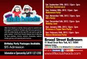 Dance Showcase Party