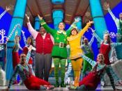 Elf: The Broadway Show