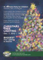 Astoria Christmas Tree
