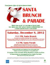 Santa Brunch & Parade