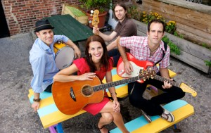 Free Children's Concert with The Suzi Shelton Band