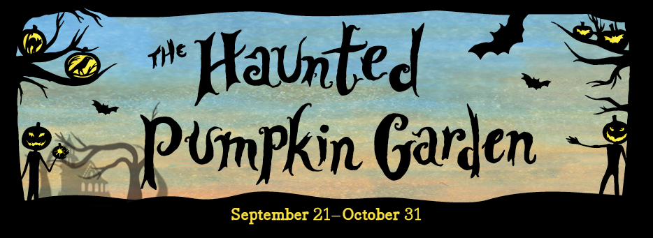 The Haunted Pumpkin Garden Activities